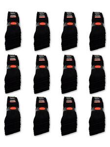 10 bis 120 Paar Sportsocken Arbeitssocken Tennissocken Socken Herren Damen