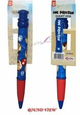 One Direction 2 Crush 'Giant' ball Pen Brand New Gift