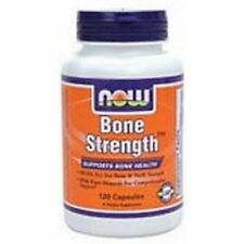 Bone Strength - 120 Capsules by NOW FAST SHIPPING