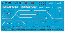 Peddinghaus 2652 1/32 EC-135 Bundespolizei D-HVBM