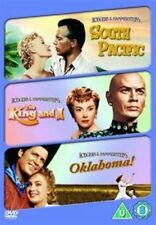 South Pacific The King and I Oklahoma 5039036041690 DVD Region 2