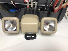 Mr Beams Hi Performance Motion Sensor Security Light 4D batterie LED Tan W/mount