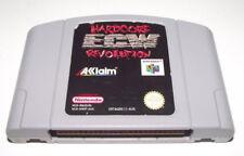 ECW Hardcore Revolution Nintendo 64 N64 PAL