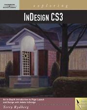 Exploring InDesign CS3 (Design Exploration Series)-ExLibrary