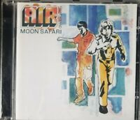 AIR French Band CD Moon Safari / EMI Source