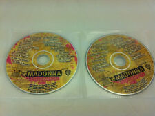 Madonna - Celebration (CD 2009) - 2 Disc Edition - DISCS ONLY in plastic sleeve