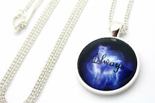 Harry Potter, Severus Snape Silver Doe Patronus, Always, Necklace