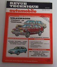 Revue technique RTA 457 Volkswagen passat & santana 4 & 5 cylindres essence