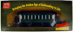 """Vintage Roundhouse 84285 SOUTHERN RAILWAY """"Columbia"""" #16 Overton Coach HO Scale"""