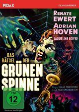 Das Rätsel der grünen Spinne * DVD Kultige Edgar-Wallace-Epigone Pidax Neu