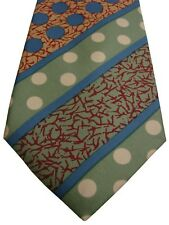 Austin Reed Corbata Para Hombre Lunares multicolores & Stripes