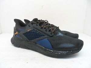 Puma Men's HYBRID Astro Running Shoes 192799-05 Black/Blue/Orange Size 12M