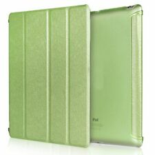 US SELLER For iPad 2 3 4 Slim Leather Smart Cover With Hard Back Smart Case