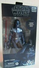 Star Wars Black Series CARBONIZED GRAPHITE Darth Vader (40th Anniversary)