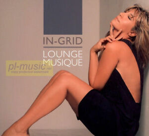 IN-GRID - Lounge Musique / digipack CD sealed from Poland