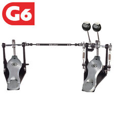 Gibraltar 6711 DB Double Bass pedal-g6 dual Chain double cam