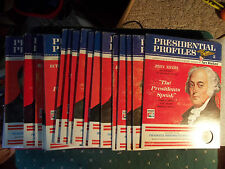 Presidential Profiles The President Speaks Vinyls Lot OF 31 RPM Records