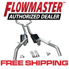 "Flowmaster 17201 1967-1969 Pontiac Firebird V8 3"" Header-Back Exhaust System"