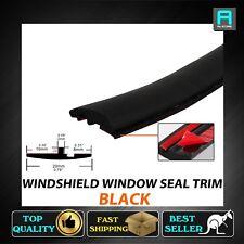 5M Weather Foam Strip Seal Rubber Car Window Windscreen Sunroof Edge Protector