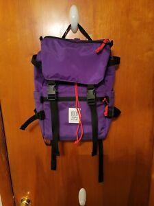 Topo Designs Rover Pack Purple