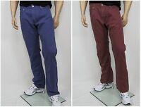 Levis mens pants 514 slim straight leg twill jeans pants sizes 29 30 32 NEW