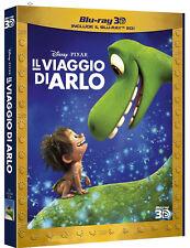 Il Viaggio Di Arlo (3D) (Blu-Ray 3D+Blu-Ray) ANIMAZIONE DISNEY PIXAR