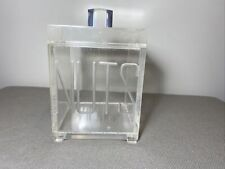 Vintage Art Deco Lucite Nuts Canister Box 7�