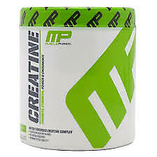 MUSCLE PHARM CREATINE POWDER 300 GRAMS - COD FREE SHIPPING