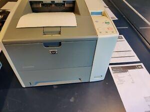 HP LaserJet P3005D Laser Printer