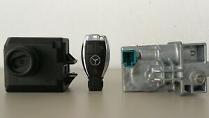Deaktevierung Lenkradverriegelung ELV  Mercedes W212 W207 W204 EZS A2045455732