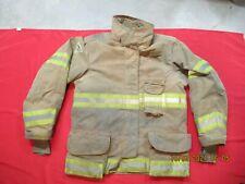 Lion Janesville 46 X 32l Firefighter Turnout Bunker Gear Jacket Coat Rescue Tow