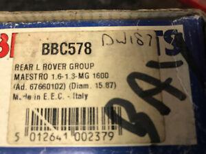 Rover Maestro Rear Brake Cylinders 2, BBC578 DW187