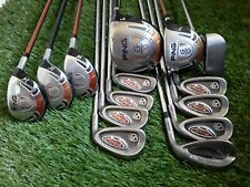 Men's PING g10 / i10 Complete 14pc Golf Club Set CLUBS ONLY - NO BAG / ACC.