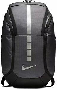 Nike Hoops Elite Pro Basketball Backpack Grey BA5990 022 Insulated Pocket