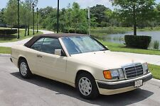 1993 Mercedes-Benz C-Class CE 2dr Convertible