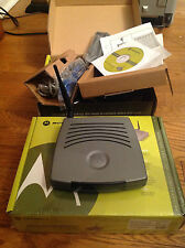 Motorola Routers WR850G 54 Mbps 4-Port 10/100 Wireless 802.11G--NIB  4 sold