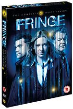 FRINGE - SEASON 4 - DVD - REGION 2 UK