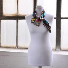 Sciarpe , foulard e scialli da donna multicolori strisce