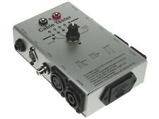 VELLEMAN VTTEST14 AUDIO CABLE TESTER - 6 WAY