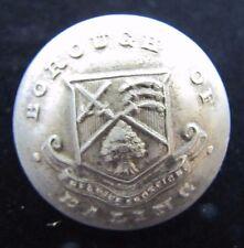 Old BOROUGH OF EALING Button Caunt & Son London Eng ornate NOAG