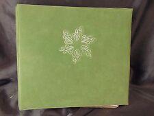 National Audubon Society USA 50 states flowers birds bound album stamps art  vtg