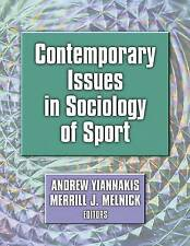 Contemporary Issues in Sociology of Sport-ExLibrary