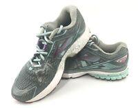 Brooks Women's Ravenna Running Walking Sneakers Shoes Gray Teal Purple Sz 7 EUC