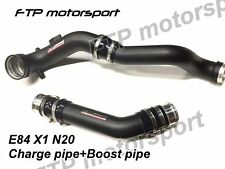 SGEAR FTP NEW Intake Turbo Charge Pipe + Boost Pipe for BMW X1 N20 E84 Aluminum