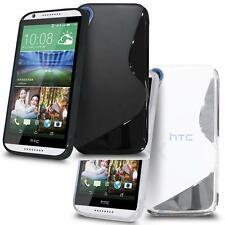HTC DESIRE 820 ETUI HOUSSE SILICONE TPU COQUE GEL (+ Film)