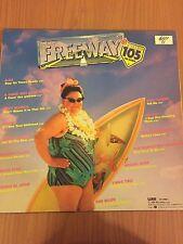 LP FREEWAY ESTATE 88 WEA 24 1386-1 EX/EX+ ITALY PS 1988 RAI