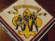 BOY SCOUT NECKERCHIEF CUB 1976 BICENTENNIAL
