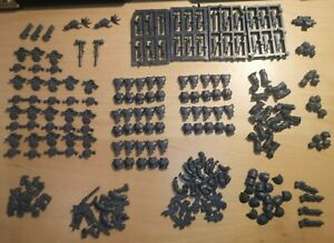 MULTILISTING 30K Legion Marine Parts / Bits (unused, 40K)