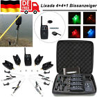 Rutenspitze .b LED-Angel-Alarm Bissanzeiger NE Sensor Karpfenangeln Licht
