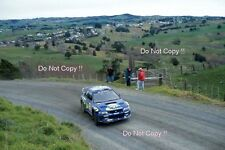 Colin McRae Subaru Impreza WRC 97 New Zealand Rally 1997 Photograph 1